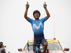 Nairo Quintana wins stage 17 tour de france 2018