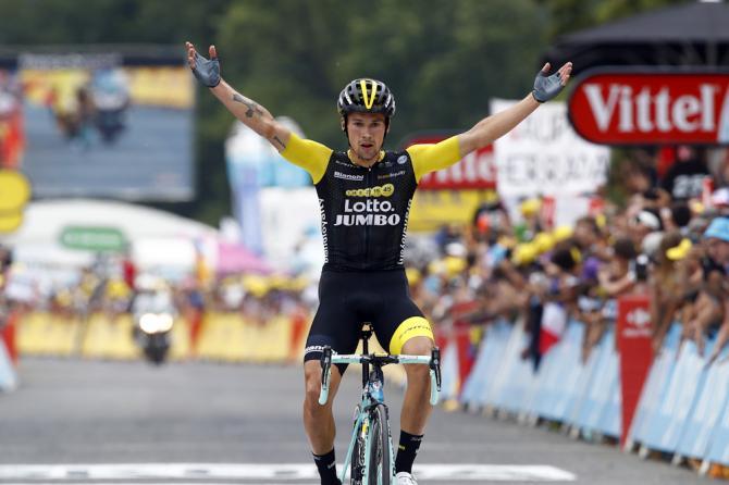 Primoz Roglic wins stage 19 tour de france 2018