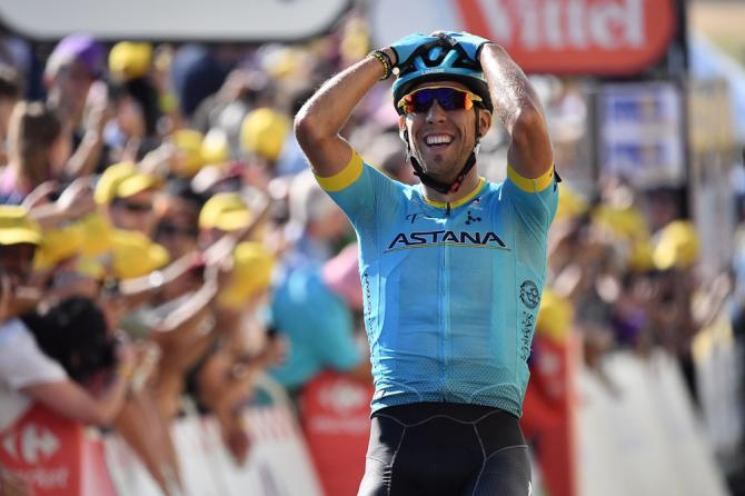 Omar Fraile wins stage 14 tour de france 2018