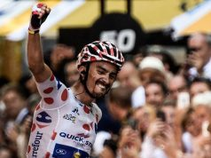 Julian Alaphilippe wins stage 16 tour de france