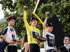 Geraint Thomas wins tour de france 2018
