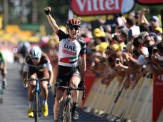 Daniel Martin wins stage 6 tour de france 2018