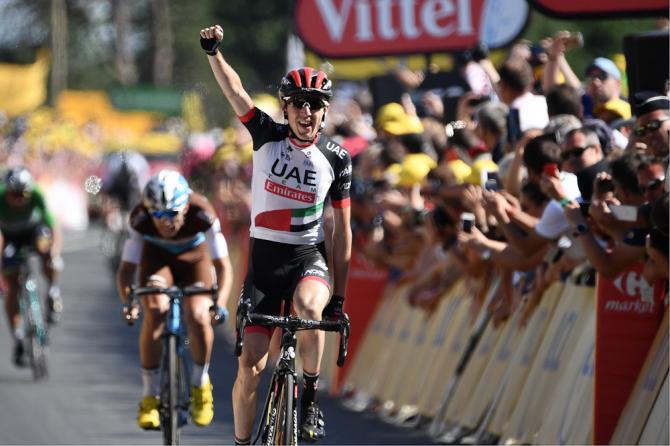 Daniel Martin wins stage 6 tour de france 2018