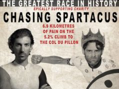 Phil Gaimon vs Fabian Cancellara