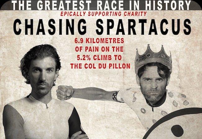 Phil Gaimon vs Fabian Cancellara