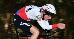 Stefan Kung wins stage 2 Binck Bank Tour