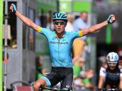 Magnus Cort wins stage 5 Binck Bank Tour