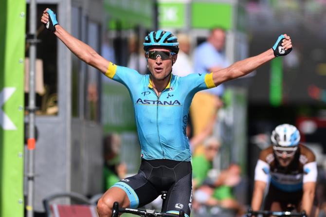 Magnus Cort wins stage 5 Binck Bank Tour