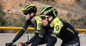Adam and Simon Yates