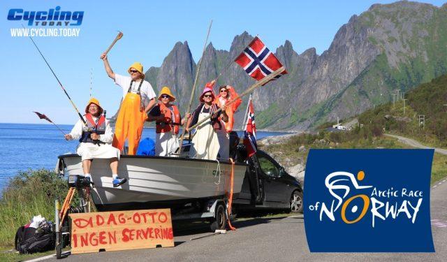2018 Arctic Race of Norway LIVE STREAM