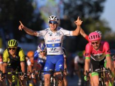 Alvaro Hodeg wins stage 3 tour of poland