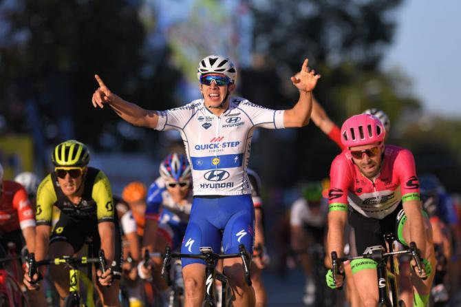 Alvaro Hodeg wins stage 3 tour of poland