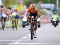 Taco Van Der Hoorn wins stage 3 BInck Bank Tour