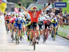 Jasper Stuyven wins stage 4 Binck Bank Tour
