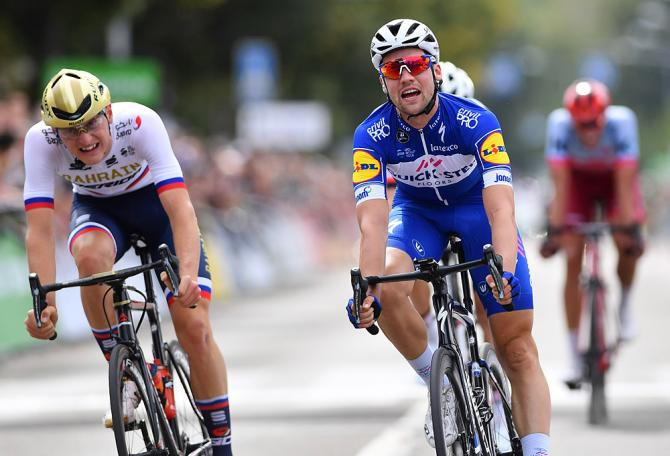 Maximilian Schachmann wins stage 2 tour of germany 2018