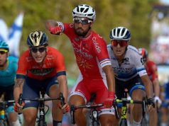Nacer Bouhanni wins stage 6 vuelta a espana 2018