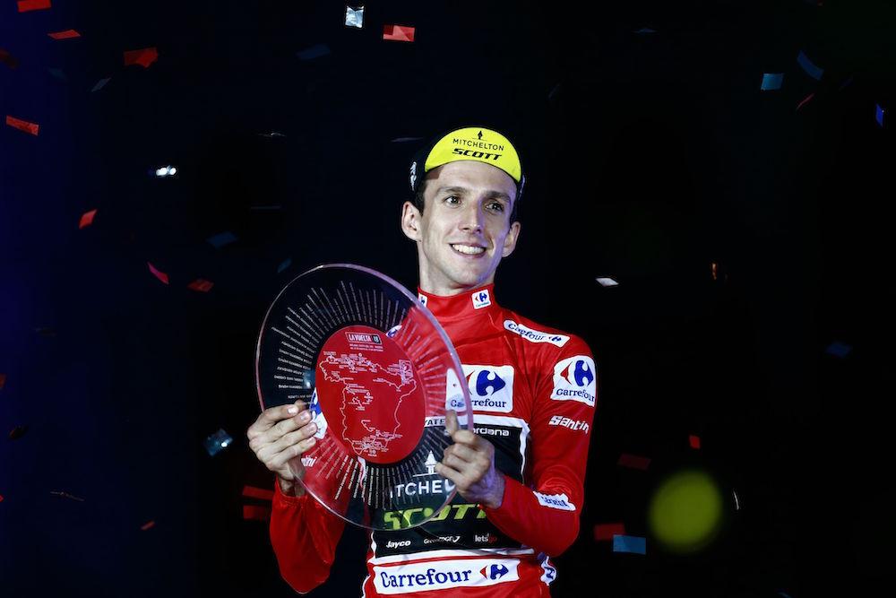 Simon Yates wins Vuelta a Espana 2018
