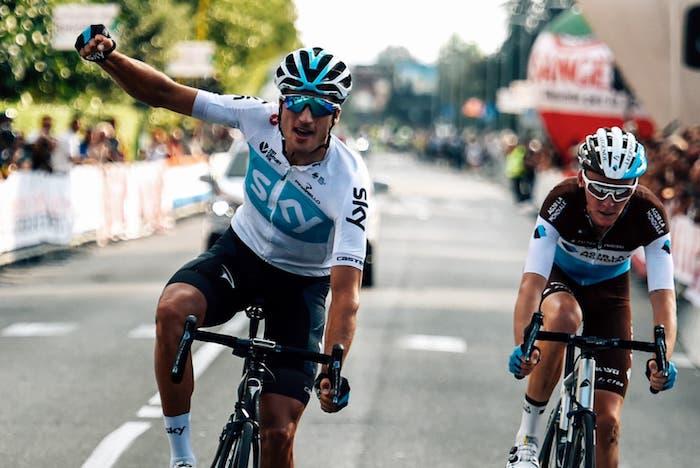 Gianni Moscon wins Giro della Toscana