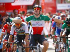 Elia Viviani wins Vuelta 2018 stage 10