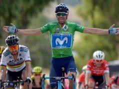 Alejandro Valverde wins stage 8 vuelta 2018