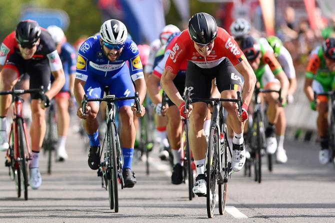 Andre Greipel wins tour of britain 2018 stage 1