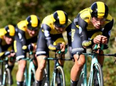 LottoNL-Jumbo wins tour of britain 2018 team time trial