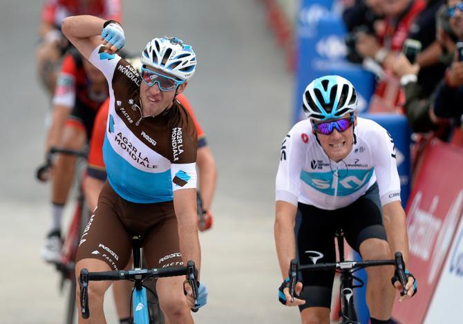 Alexandre Geniez wins stage 12 vuelta a espana 2018