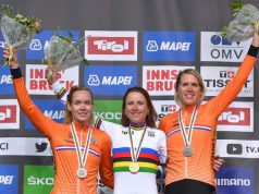 Annemiek van Vleuten wins time trial world championships 2018