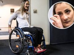 Kristina Vogel paralysed interview