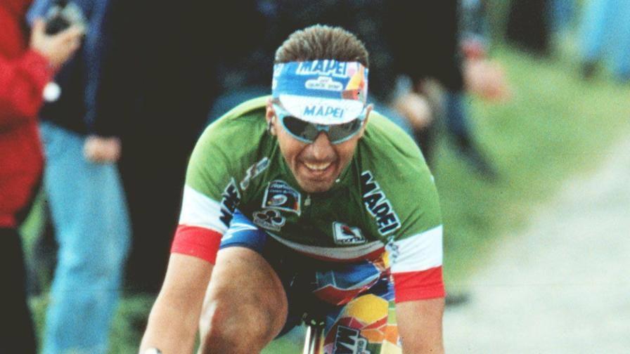 Andrea Tafi Paris Roubaix