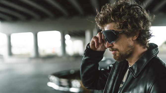 Peter Sagan Glendale sunglasses