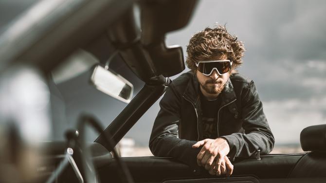 Peter Sagan 100% Glendale sunglasses