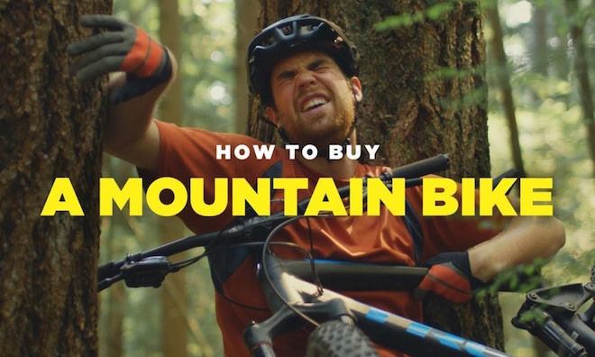How to buy a mountain bike video