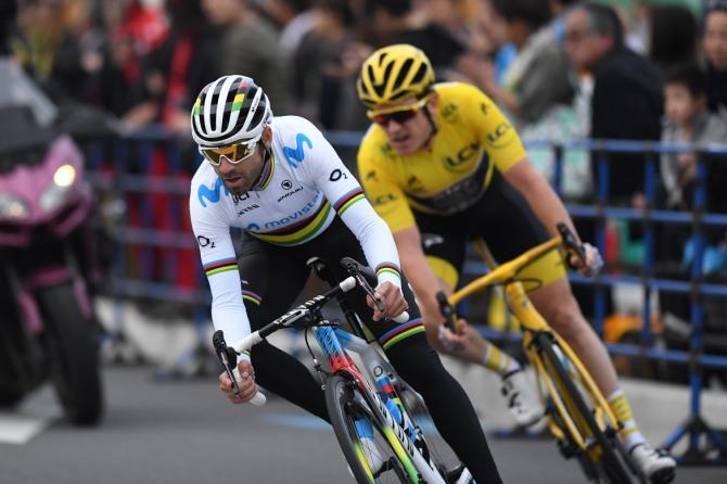 Alejandro Valverde Saitama Criterium 2018