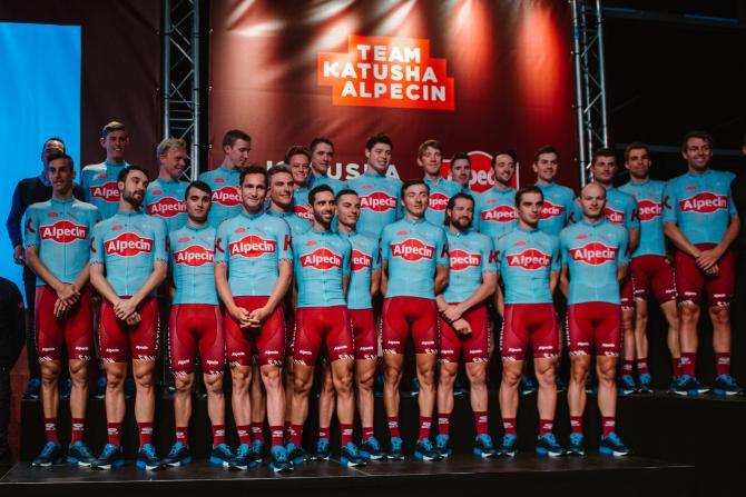 Katusha-Alpecin team 2019