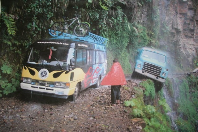 The Death Road Bolivia cyclist killed