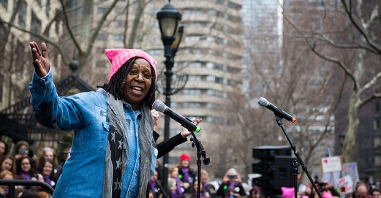 Whoopi Goldberg says bike lanes are 'screwing' up New York City