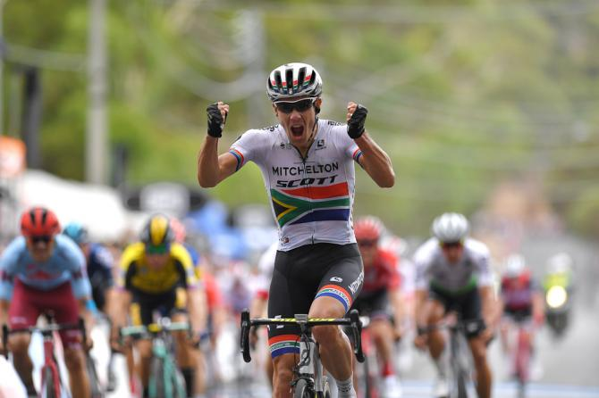 Daryl Impey wins stage 4 Tour Down Under 2019