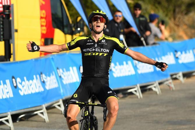 Adam Yates wins Volta a la Comunitat Valenciana 2019 stage 4