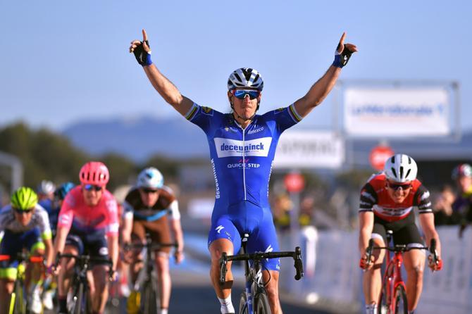 Philippe Gilbert wins stage 3 Tour de la Provence 2019