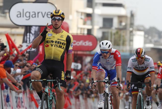 Dylan Groenewegen wins stage 4 Volta ao Algarve 2019