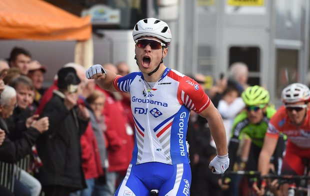 Marc Sarreau wins stage 3 Etoile de Besseges 2019