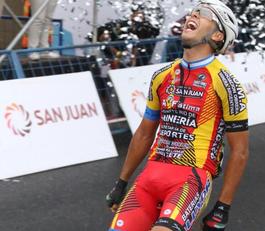 German Tivani stage six Vuelta San Juan 2019