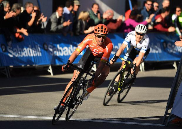 Greg Van Avermaet wins stage 3 Volta a la Comunitat Valenciana