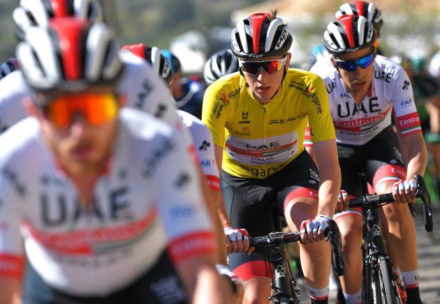 Tadej POgacar wins Volta ao Algarve 2019