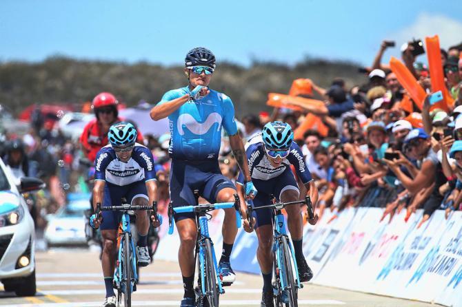Winner Anacona wins stage 5 Vuelta a San Juan 2019