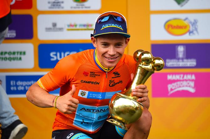 Miguel Angel Lopez wins Tour Colombia 2019