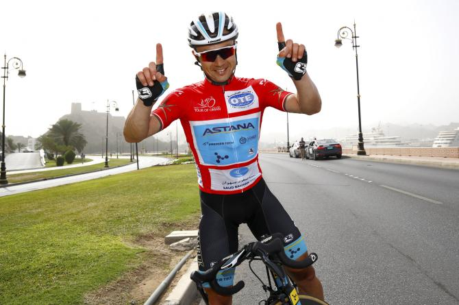 Alexey Lutsenko wins Tour of Oman 2019