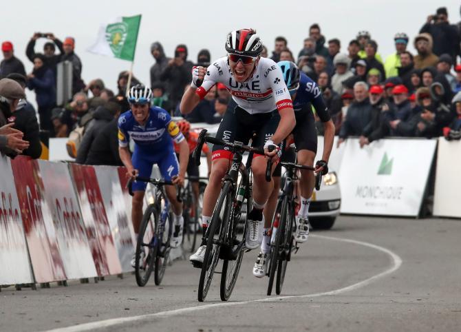 Tadej Pogacar wins stage 2 Volta ao Algarve 2019
