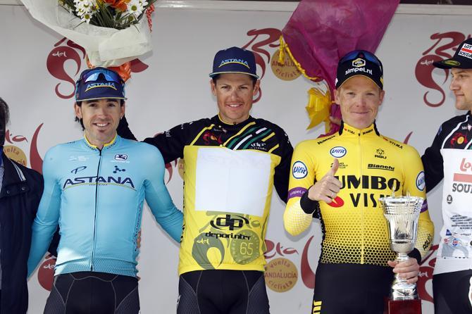 Jakob Fuglsang wins Vuelta a Andalucia 2019
